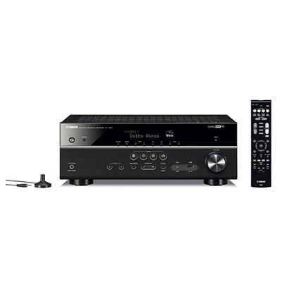 Amply nghe nhạc Yamaha RX V585 (Black)