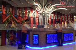 16 phòng hát karaoke cao cấp NewKing - Vũng Tàu
