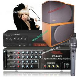 Cách lắp đặt dàn karaoke gia đình