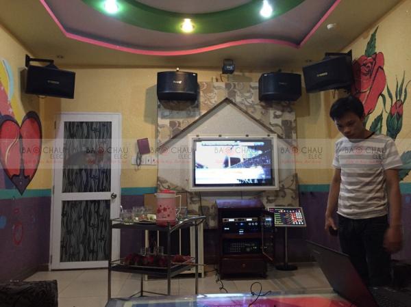 Công trình 17 phòng hát karaoke kinh doanh tại Tp Phan Thiết