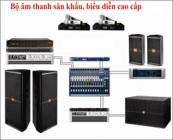 Giới thiệu thiết bị âm thanh hội trường