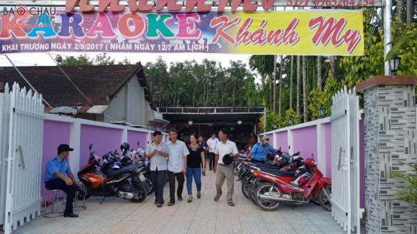 Lắp đặt 6 phòng hát karaoke chuyên nghiệp tại Tây Ninh