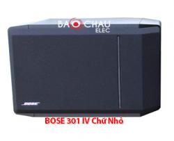 Loa Bose 301 seri 4 Trung Quốc như thế nào với hàng Mỹ?