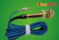 Nên chọn mua Micro vinaktv 636 cho dàn karaoke