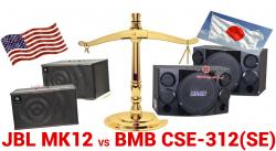 So sánh loa BMB CSE 312(SE) với JBL MK12