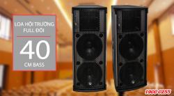 Top 5 loa hội trường bán chạy nhất tháng 6/2018 tại Bảo Châu Audio