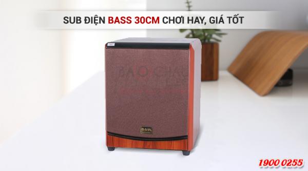 Top 5 loa Sub giá rẻ bán chạy nhất tại Bảo Châu Audio tháng 6/2018