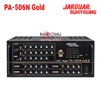 Amply Jarguar Suhyoung 4 kênh PA-506N Gold