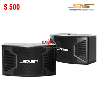 Loa SAS S500 (bass 30cm)