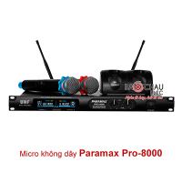 Micro Paramax PRO 8000
