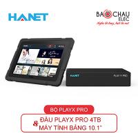 Combo Hanet (đầu karaoke PlayX Pro 4TB + Smarlist)