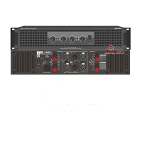 Cục đẩy Soundstandard GB4450 (4CHx450W)