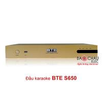 Đầu BTE S650 4TB