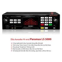 Đầu Karaoke Paramax LS5000 3TB