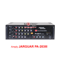 Amply Jarguar Suhyoung PA 203III (2CHx100W)
