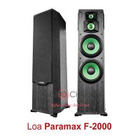 Loa Paramax F2000 new (2 bass 25cm)