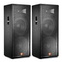 Loa JBL JRX125 (Full đôi 4 tấc - NK)