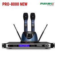 Micro Paramax Platinum Pro8000 New