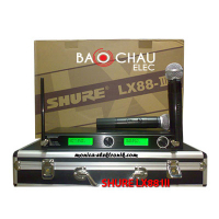 Micro Shure LX88 III