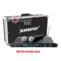 Micro Shure U820