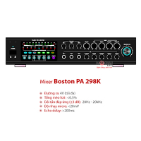 Mixer Boston PA 298K