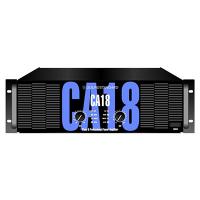 Cục đẩy công suất Soundstandard CA18 (2CHx1100W)