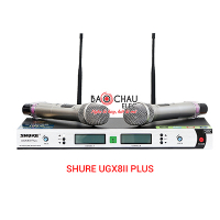 Micro Shure UGX8II Plus
