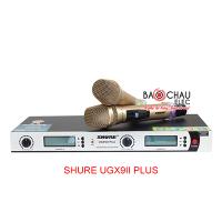 Micro Shure UGX9II Plus