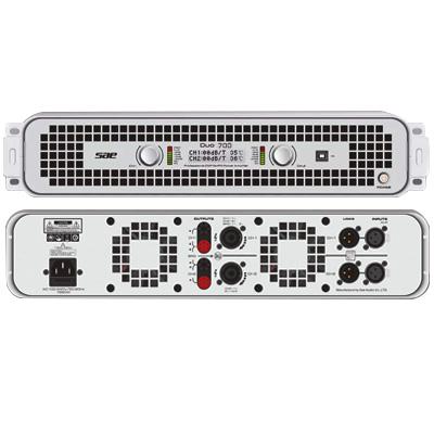 Cục đẩy SAE Duo700 (2CHx700W)