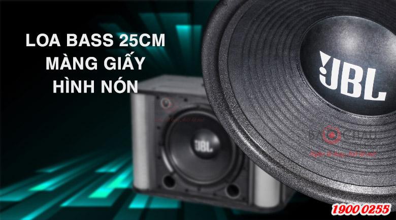 Loa bass 25cm màng giấy hình nón