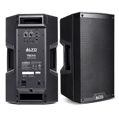 Loa Karaoke active Alto TS315 (Full bass 40cm)