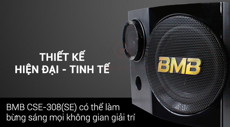 Thiết kế hiện đại, tinh tế của BMB CSE-308(SE)
