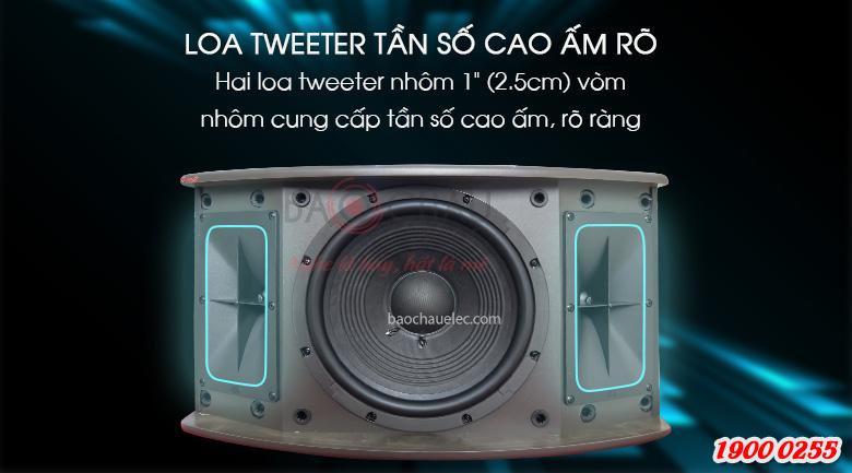 2 loa tweeter 2.5cm tần số cao ấm rõ