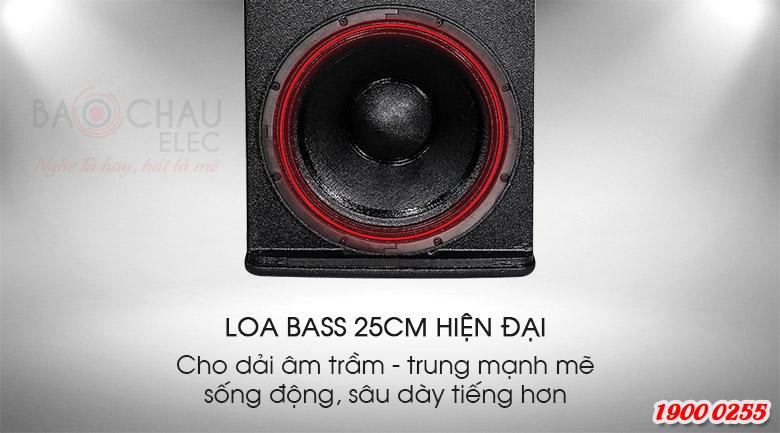 Loa Bass 25cm hiện đại của JBL KP4010