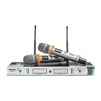 Micro không dây Shure UGX8 II