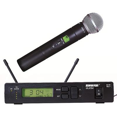 Micro không dây Shure ULXS24/58 (1micro)
