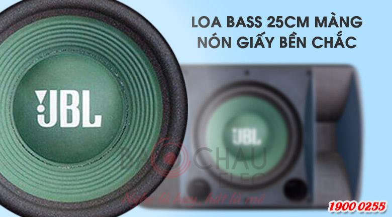 Loa bass 25cm với màng giấy hình nón