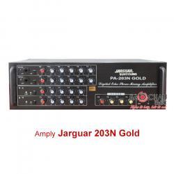 Đánh giá amply Jarguar 203N Gold chi tiết nhất