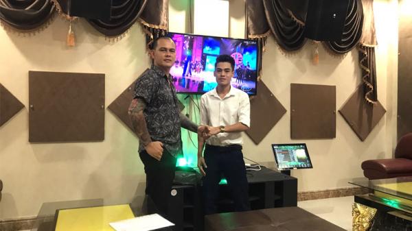 Lắp đặt 12 phòng hát karaoke chuyên nghiệp The Moon tại (Q7- TP.HCM)