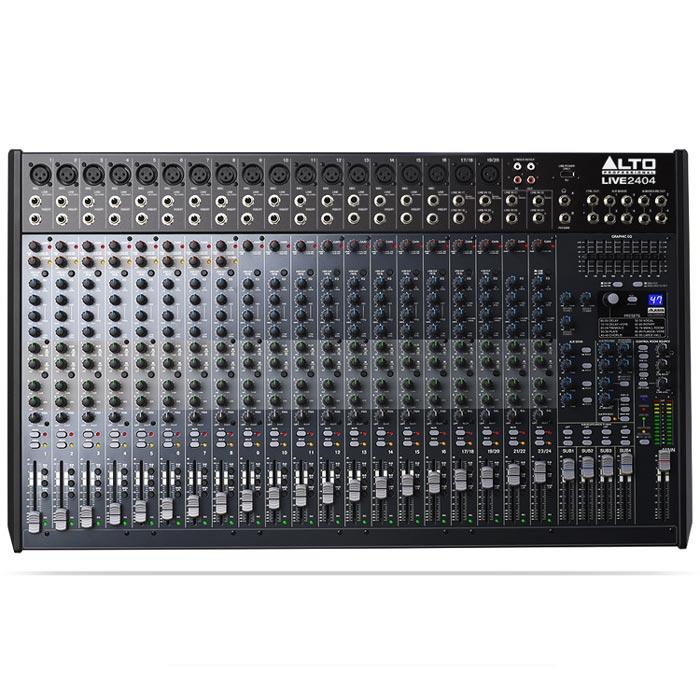 Bàn mixer Alto Live2404 (24kênh/4bus)