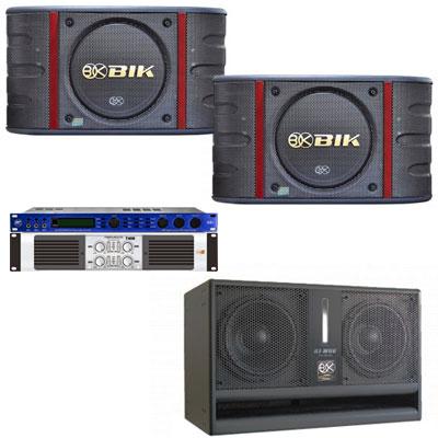 Dàn karaoke gia đình BC-BIK02