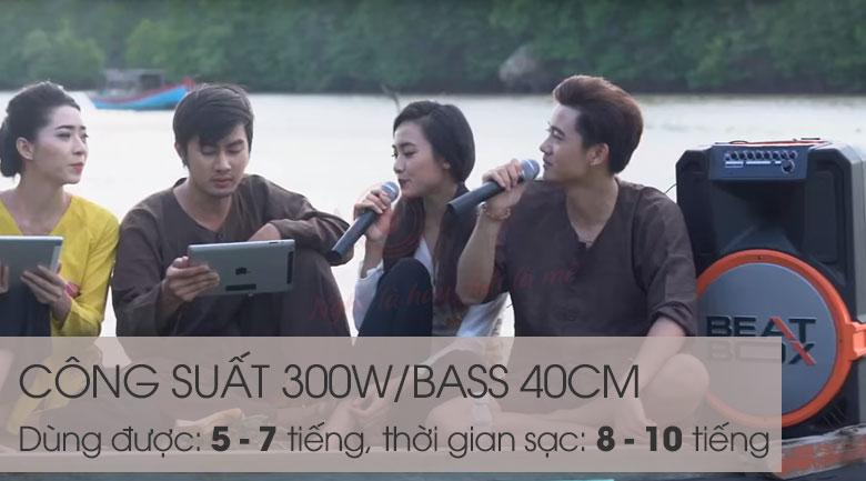 Thiết kế giải trí đỉnh cao của Acnos Beatbox KB39U