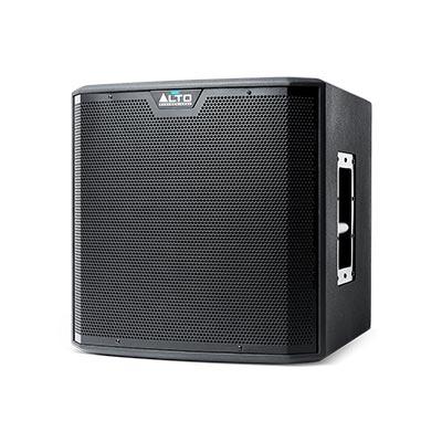 Alto TS212S - Dòng sub điện thế hệ amply class D tiên tiến, cải thiện hiệu suất mà rất tiết kiệm điện