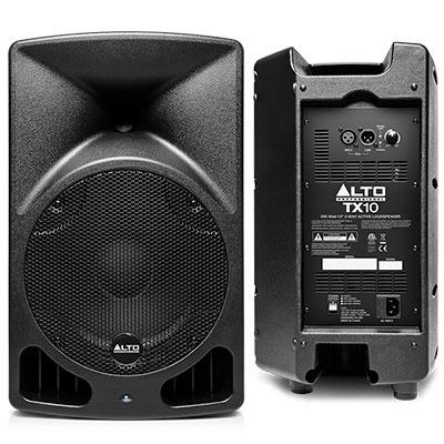 Loa Karaoke active Alto TX10 (full bass 25cm)