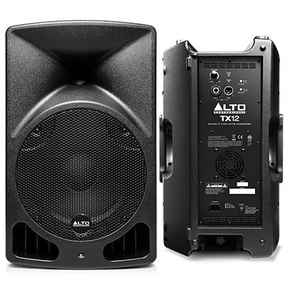 Loa Karaoke active Alto TX12 (full bass 30cm)