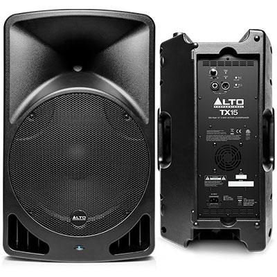 Loa Karaoke active Alto TX15 (full bass 40cm)