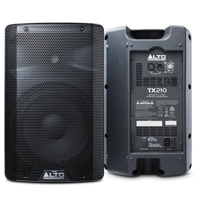Loa active Alto TX210 (Full bass 25cm)