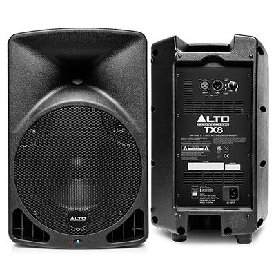Loa Karaoke active Alto TX8 (full bass 20cm)