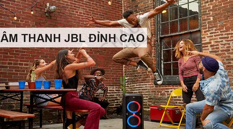 Âm thanh đỉnh cao từ JBL với PartyBox 300