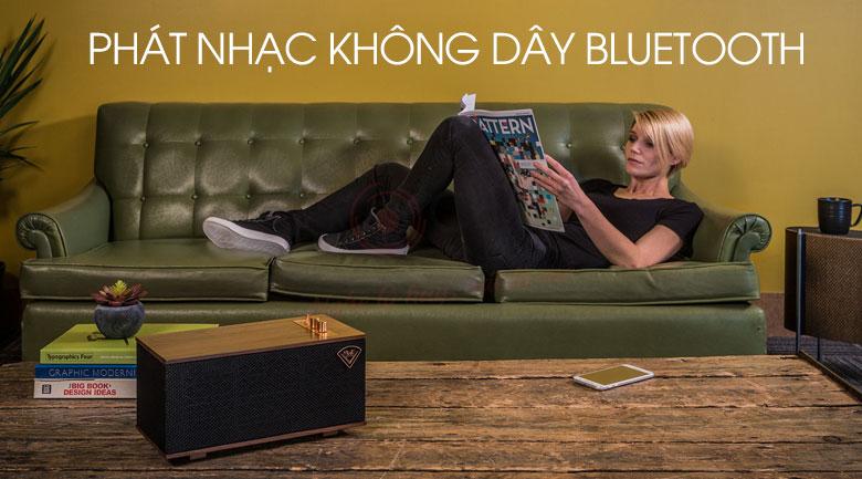 Loa bluetooth Klipsch được thiết kế nhỏ gọn, dễ sử dụng, âm thanh chất lượng đáp ứng mọi nhu cầu thưởng thức âm nhạc
